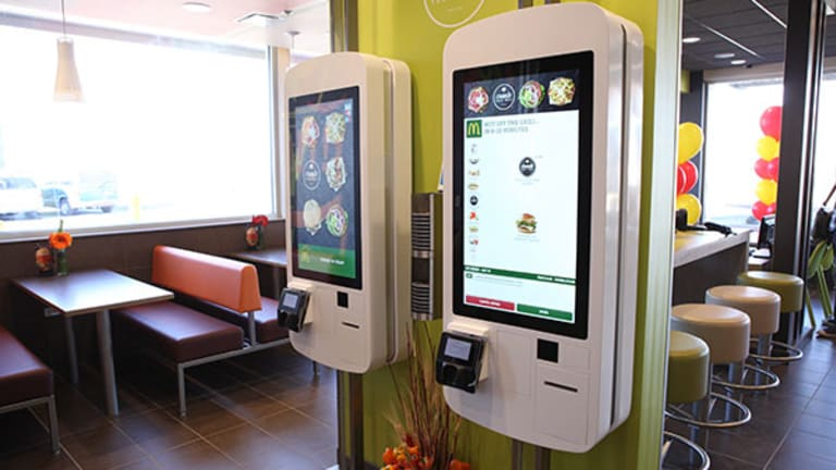 McDonald's Rolling Out Self-Ordering Kiosks in Europe; Will U.S. Be Next?
