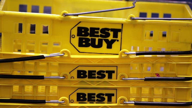 Best Buy (BBY) Stock Higher, Expanding Virtual Reality Products