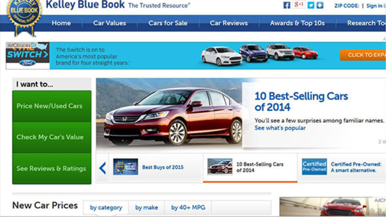 Car Companies' Sales Provide Optimism, Kelley Blue Book's Brauer Tells CNBC