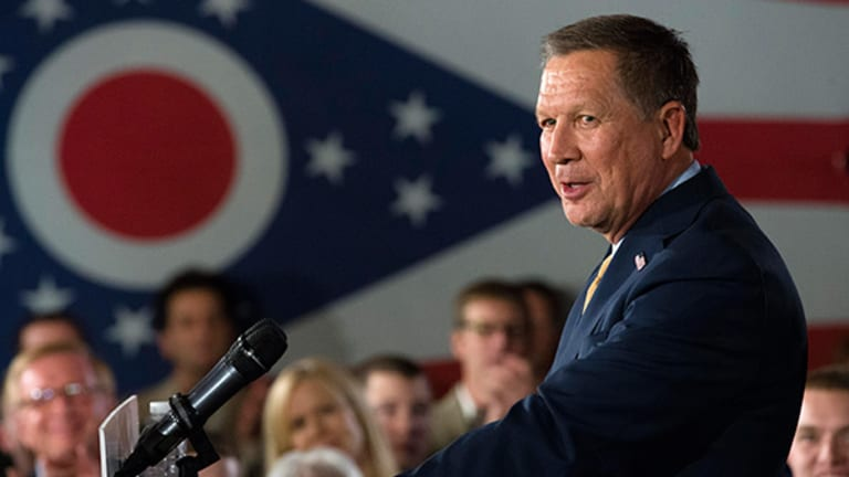 Here's How John Kasich Would Lower Your Taxes as President