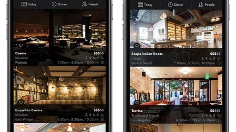 This New App Gets You Into the Planet's Most Exclusive Restaurants