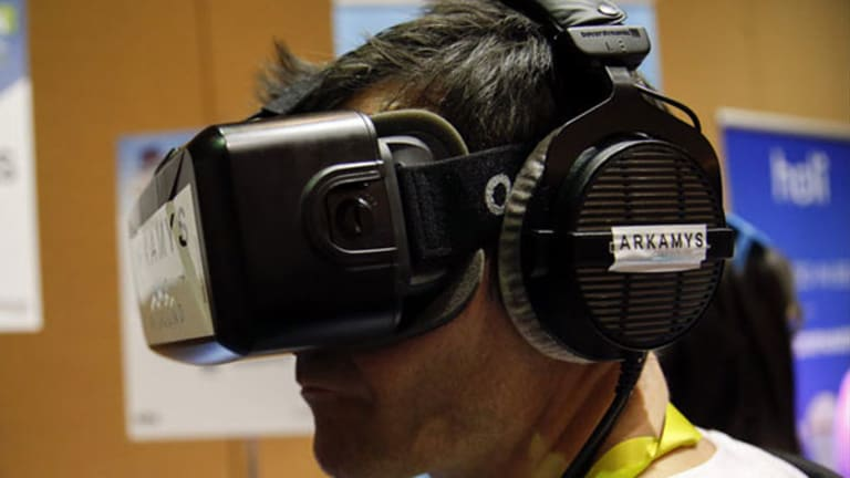 Virtual Reality Is More Than Just Gaming -- It's Going to Be Huge for All Businesses