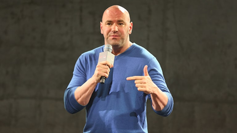 UFC President Dana White Talks Success, Challenging the NFL and Trump
