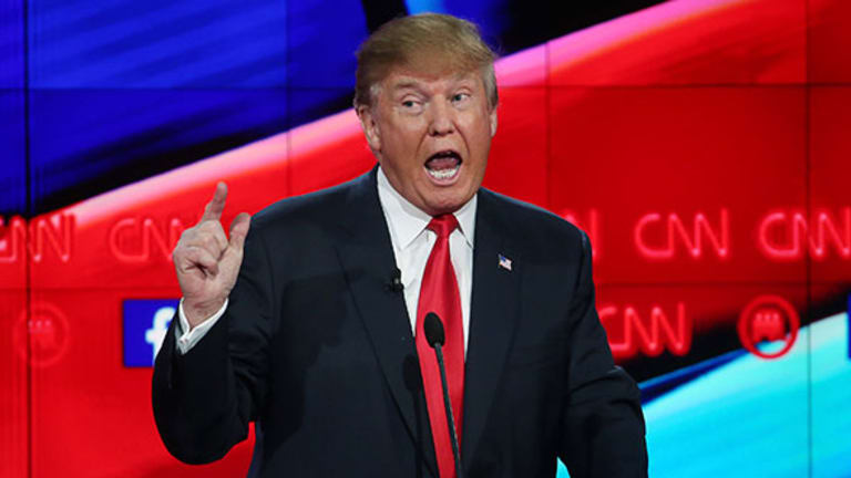 Donald Trump Plays by His Own Set of Rules at the GOP Debates