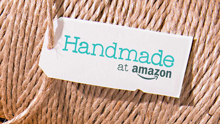 Exclusive: Amazon Shares New Numbers on Handmade's Growth