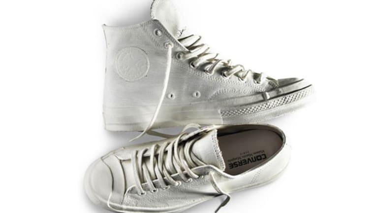 Nike (NKE) Stock Lower, Chuck Taylor Reboot Flops
