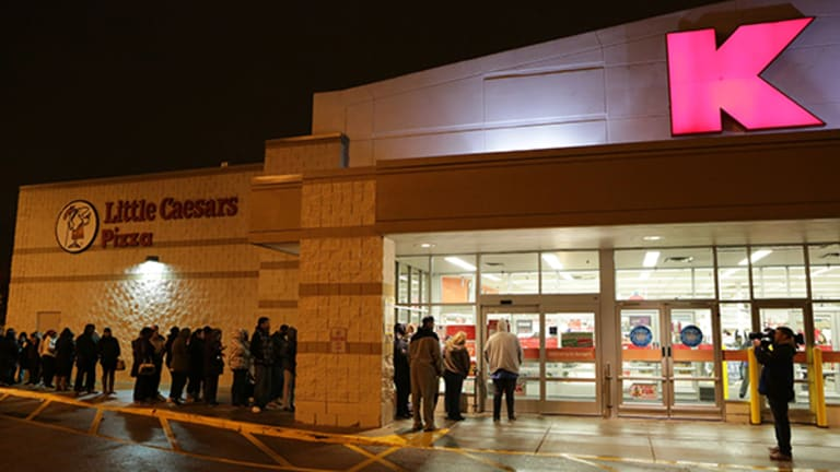Walmart, Target Likely to Obliterate Dying Kmart in Toys This Holiday Season