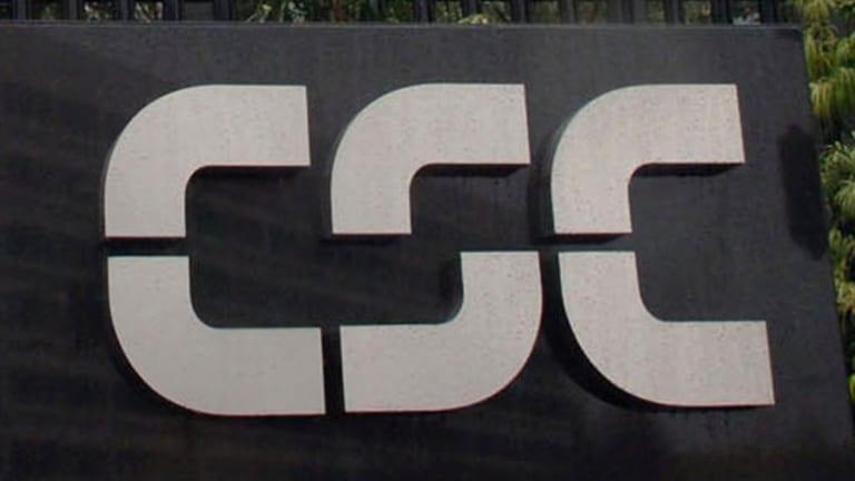 Computer Sciences (CSC) Stock Rising on Hewlett Packard Merger
