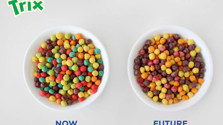 Why Your Trix Cereal Is About to Look a Whole Lot Different