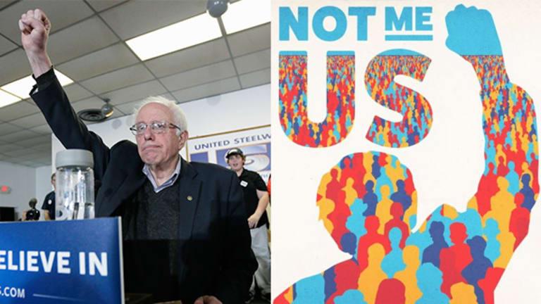 Bernie Sanders Kicks Off #AmericaTogether Campaign in Arabic on Twitter