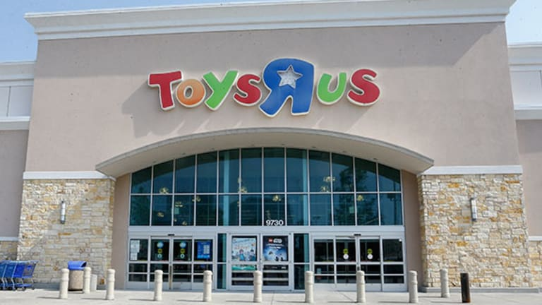 Toys 'R' Us Suppliers Scale Back Shipments as Bankruptcy Looms