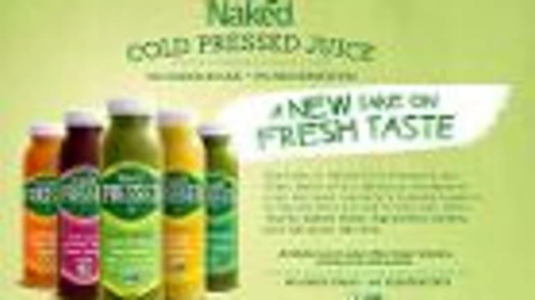 PepsiCo Squeezing Into Hot Cold-Pressed Juice Market