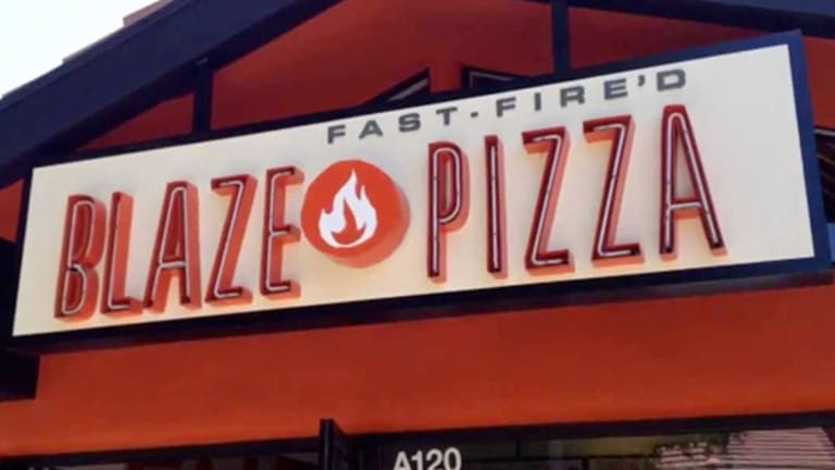 Fast-Growing Blaze Pizza Not Planning an IPO Just Yet