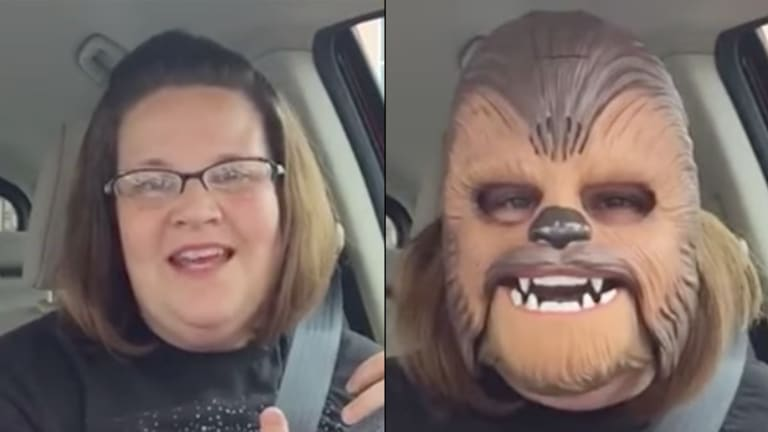 Facebook Isn't the Only One Benefitting From Viral 'Chewbacca Mom' Video