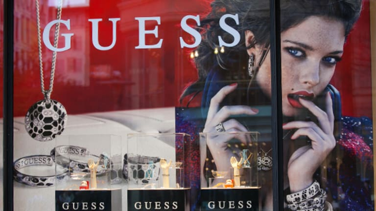 Here's a Reason Why Guess? (GES) Stock Is Slumping Today