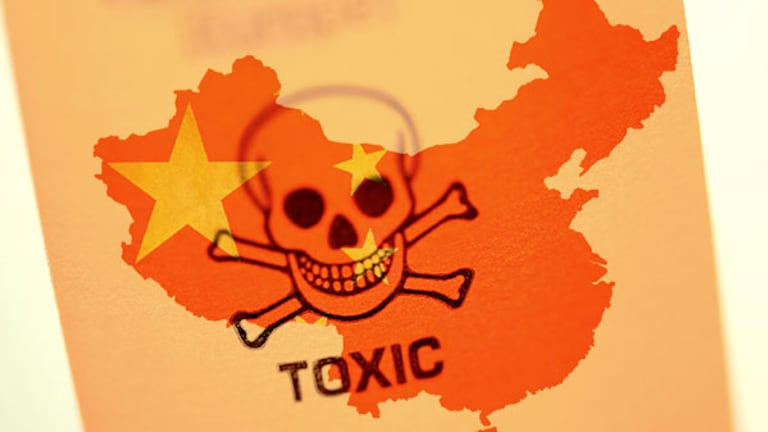 China's $5 Trillion in Toxic Bank Debt Is About to Collapse -- Here's How to Profit