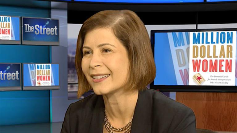 'Million Dollar Women' Author Aims to Teach Women Entrepreneurs How to Raise Money