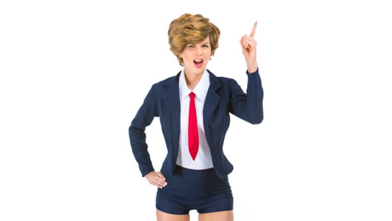 13 Hot Halloween Costumes -- With One Sure to Trump the Neighborhood 'Losers'