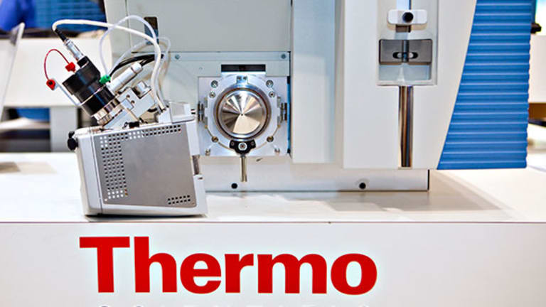 Thermo Fisher (TMO) Completes Affymetrix Deal, Jim Cramer: 'Happy to Move Past The Noise'