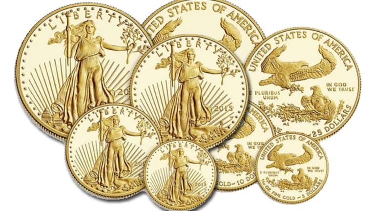 Goldcorp (GG) Stock Up, Gold Futures Rise on Fed's Rate Decision