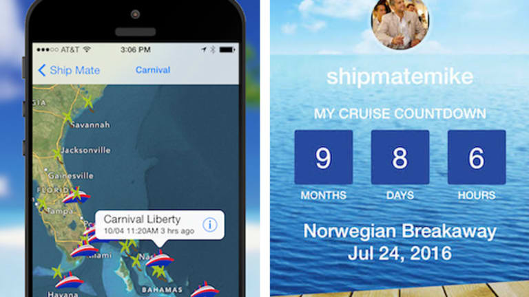 Cruise Ship Apps are Dramatically Improving the Cruise Line Experience - Here's How