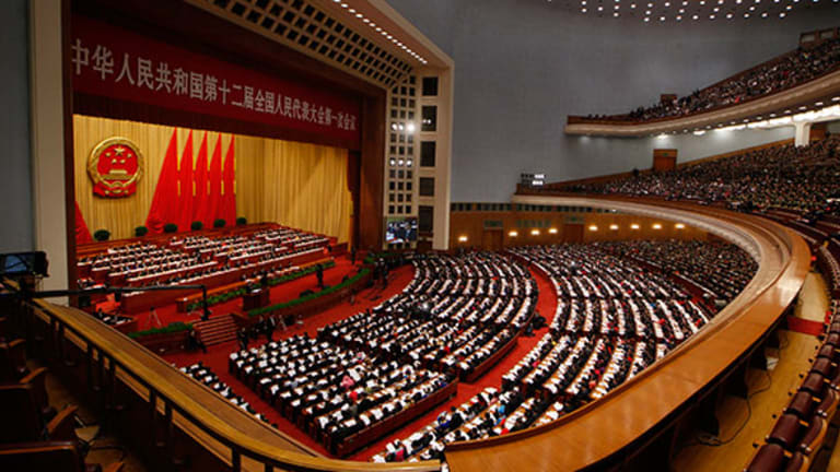 China Communist Party Has Just Become Besties With Hong Kong