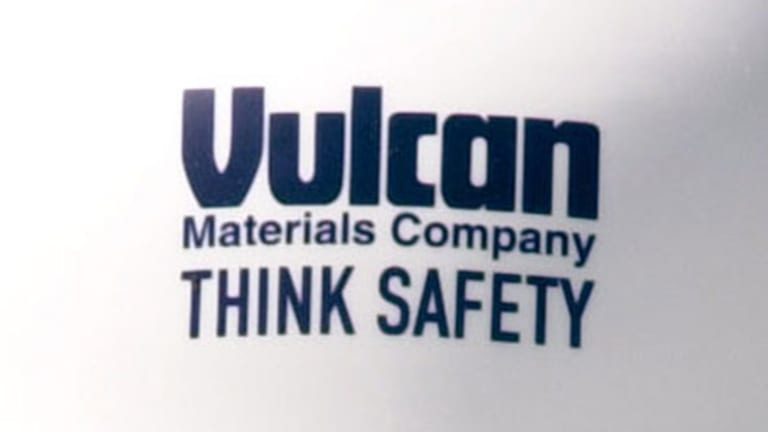 Vulcan Materials Hits New Highs and Could Be Headed Even Higher