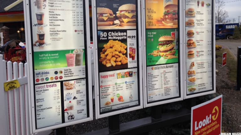 McDonald's Sells Turnaround Effort to Investors, But Comes Up Short