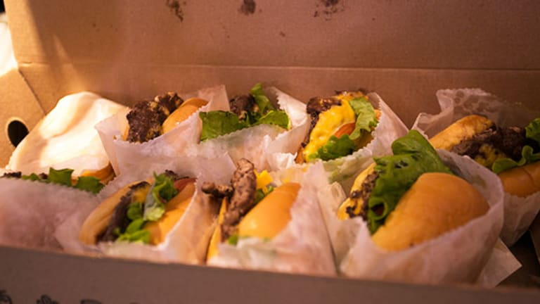 How Shake Shack Pairs Its Burgers With Craft Beer and Fine Wine