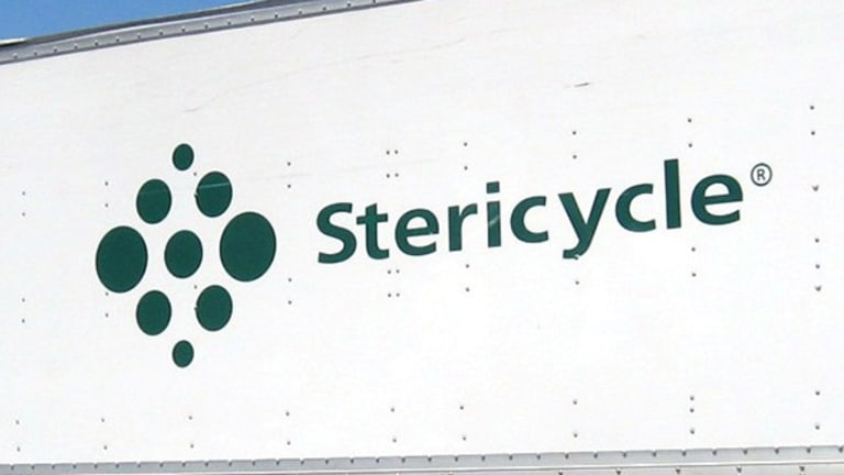 Medical Waste Hauler Stericycle Likely an Activist's Next Treasure