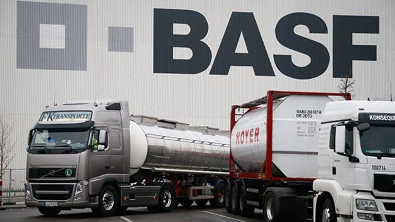 BASF Confirms Third-Quarter Figures, but Warns Fire Will Affect Final Quarter