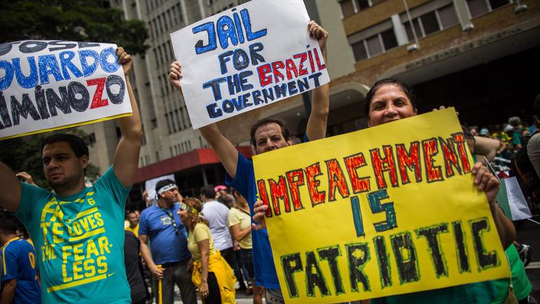 Petrobras Bankruptcy Seen Unlikely Despite Tumult in Brazil