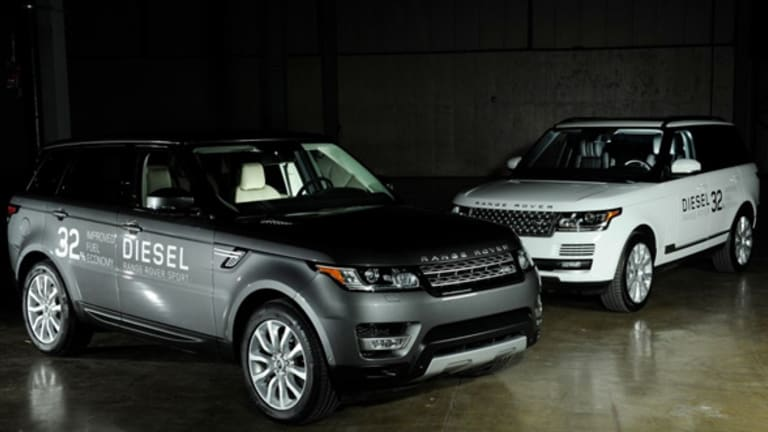 Range Rover's Secret for Getting Great Mileage From a Large Luxury SUV