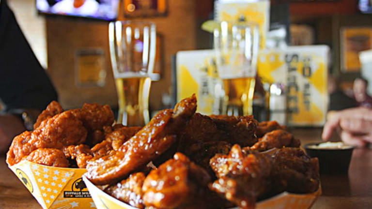 Buffalo Wild Wings CEO Talks Tom Brady, Fight for $15, and Beer Inflation