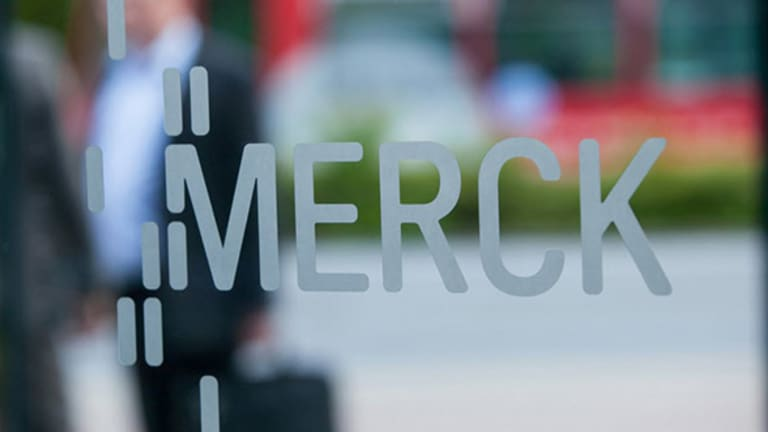 Jim Cramer -- Merck, Lilly Pressured by Political Uncertainty