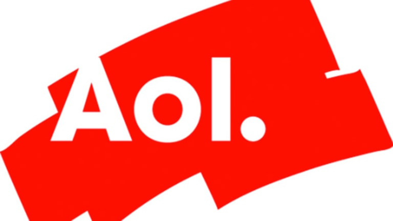 AOL's Logo History -- From Control Video Corporation to America Online and AIM