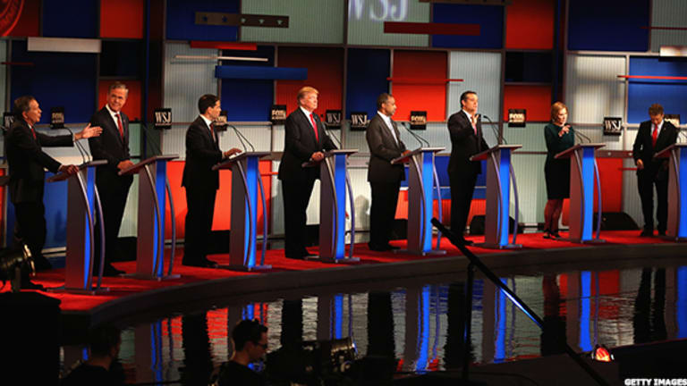 GOP Candidates: Breaking up Big Banks Not an Option