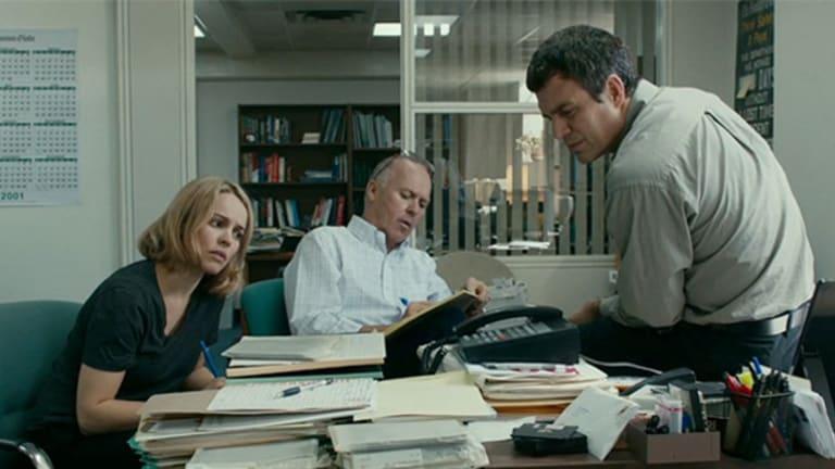 'Spotlight' Gives AMC, Regal Rare Chance at Academy Awards