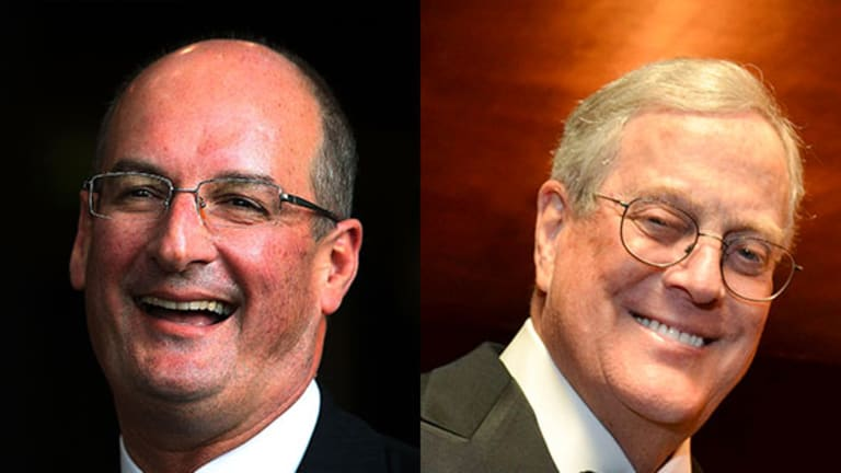Koch Brothers to Hold Shindig for GOP Contenders