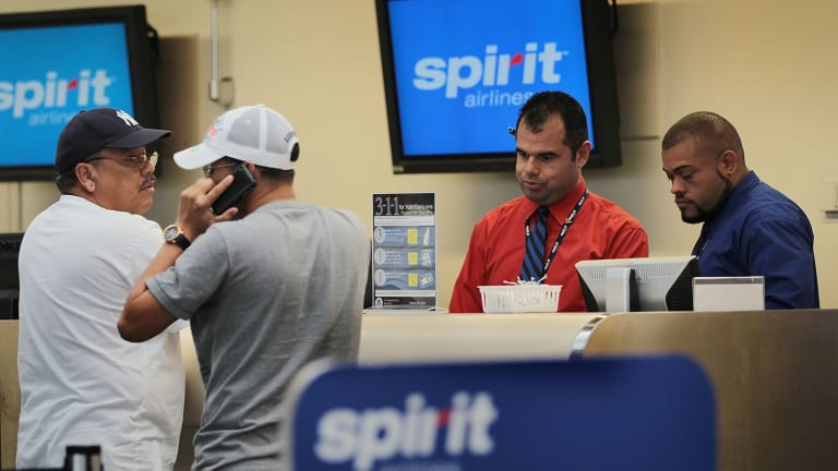 Spirit and Allegiant Get 25% of Fares in Fees, Southwest Gets Near Zero