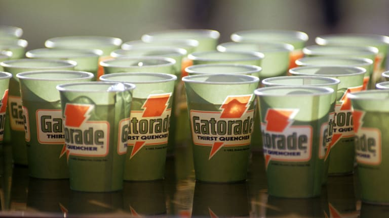 Pepsi Says Organic Gatorade Is Finally Coming In 2017