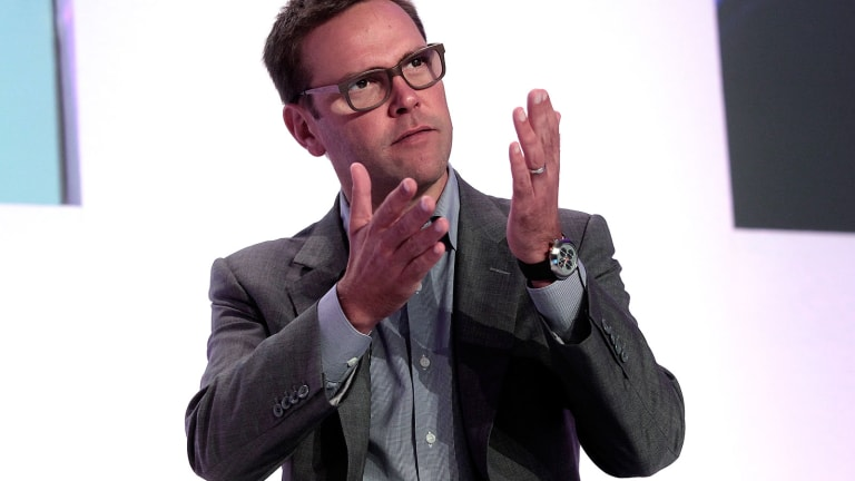 James Murdoch Readies First Fox Earnings As CEO