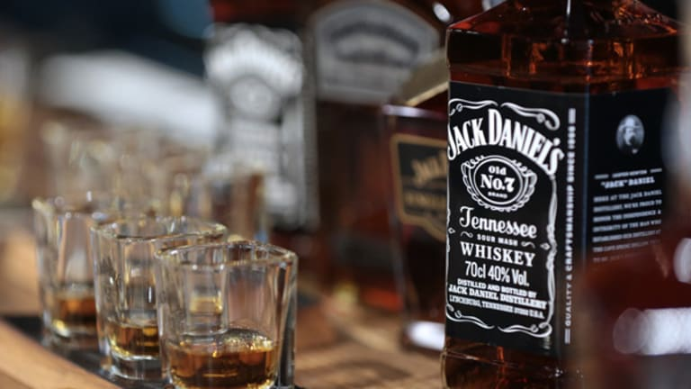 Brown-Forman's Profits Pour In, Helped by Jack Daniels Whiskey