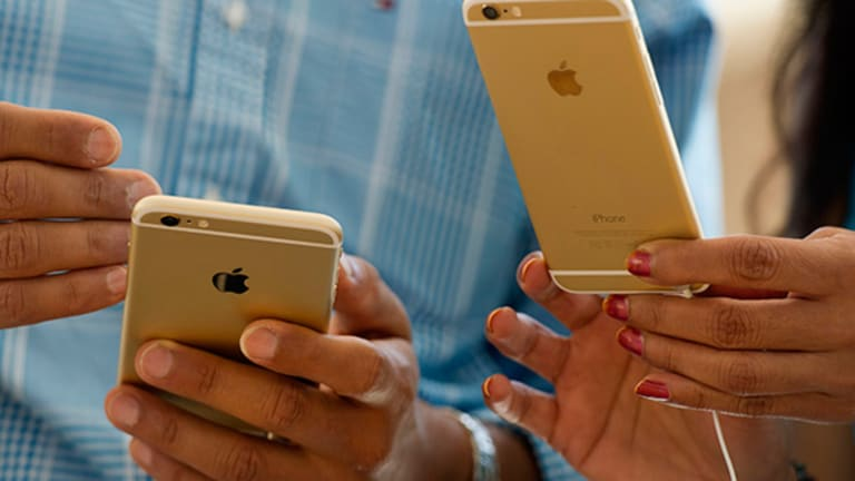Proof That Apple's iPhone 6 and 6 Plus Are Affecting Android Sales