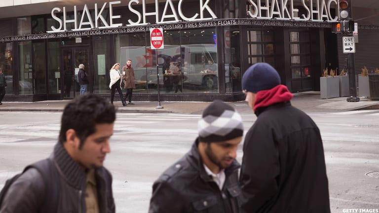 3 Reasons the Shorts on Shake Shack Are Wrong