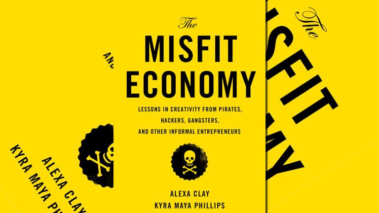 Fringe Economy Has Much to Teach Mainstream -- 'Misfit Economy' Author