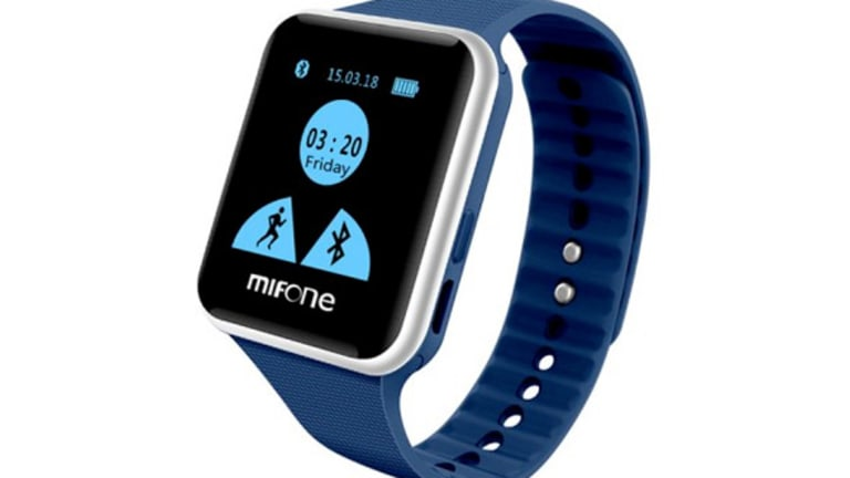 MiFone W15 Smartwatch Review: It's Only $30