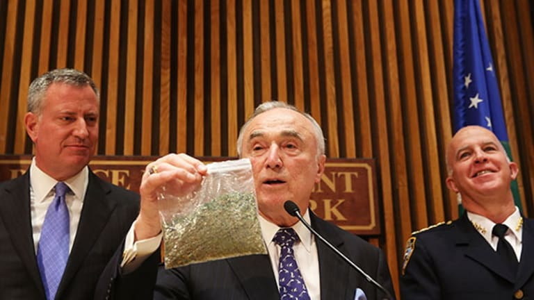 These 8 States Are Likely Next for Marijuana Legalization