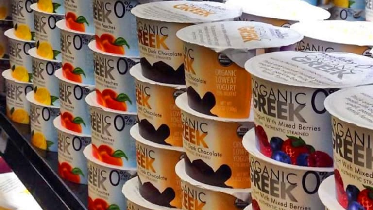 Yogurt Brands Put Up For-Sale Signs as Daiya's Auction Fizzles
