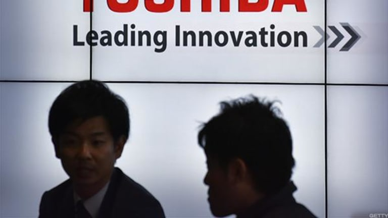 Toshiba Shares Ease as 'Fire Sale' Concerns Persist Amid Power Meter Unit Divestment